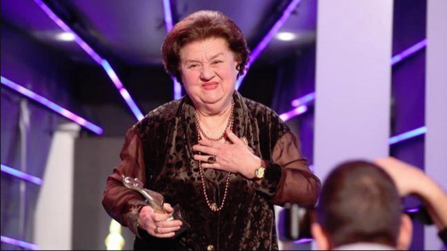 "Tamara Buciuceanu implineste 89 de ani! Este neschimbata! Arata exact ca in ""Liceeni"""