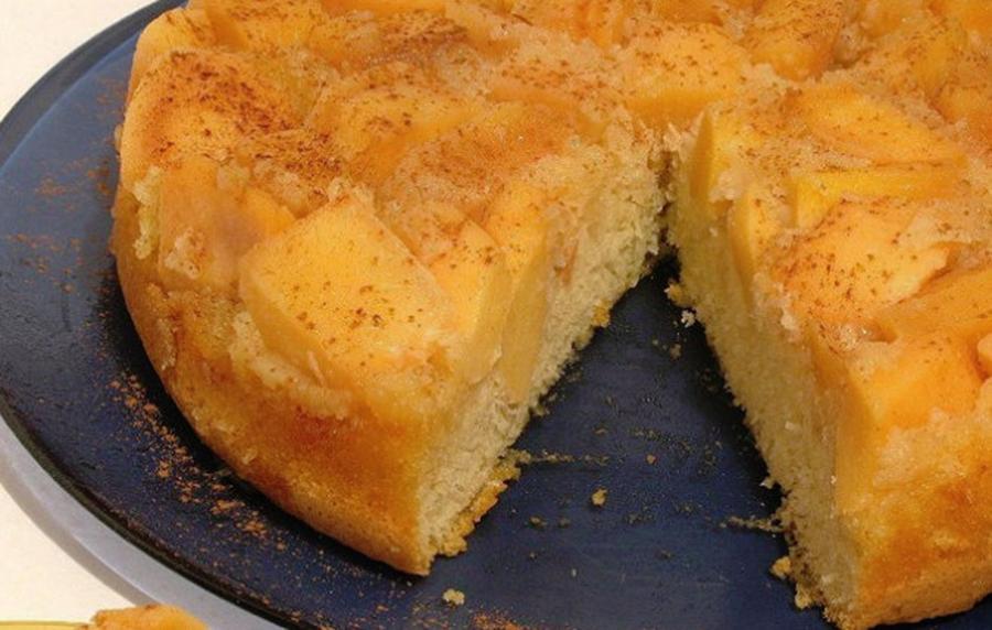 Prăjitura Răsturnată cu Gutui. Deliciul toamnei pentru toate gusturile