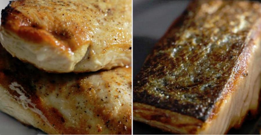 Zece sfaturi corecte despre cum să prăjești bine carnea și peștele