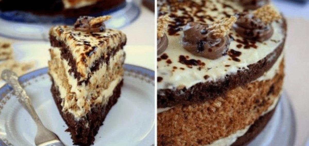 Tort delicios Halva – un desert original si deosebit de savuros