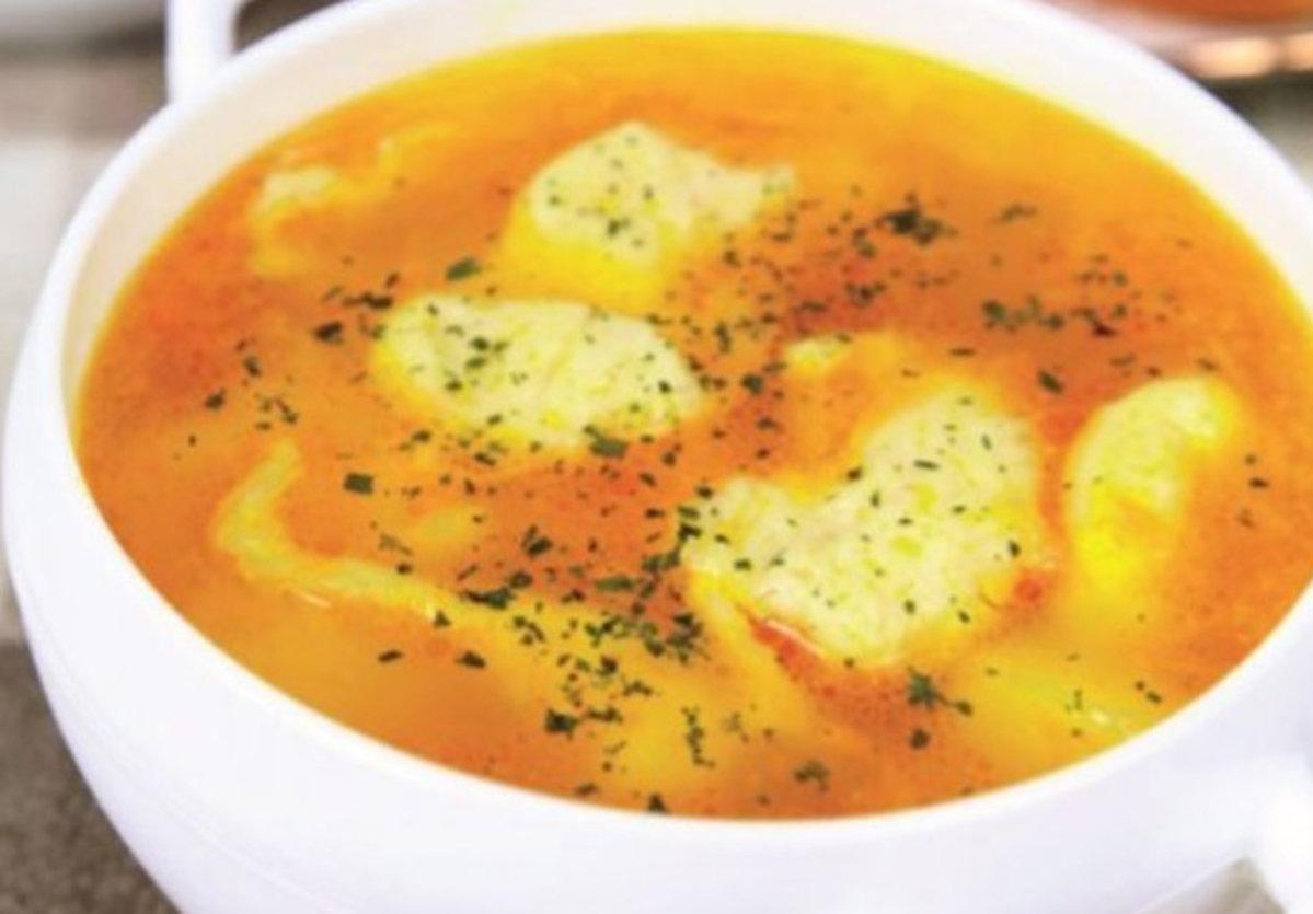 Mereu m-am ferit de supa cu galuste, tocmai pentru ca ieseau cand tari, cand prea moi. Acum am descoperit secretul:pentru galuste si mai pufoase