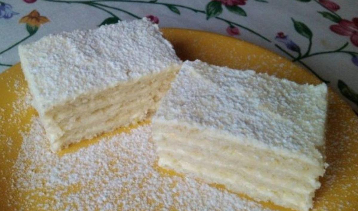 O delicatesă pe care trebuie să o încerci de Sărbători – Prăjitura Albă ca Zapăda